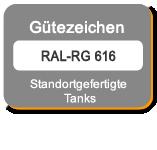 Gütegemeinschaft Standortgefertigte Tanks e. V.